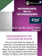 Metodología de La Investigación C10