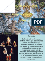 DEFINI€¦ÇÃO DE ORIXAS