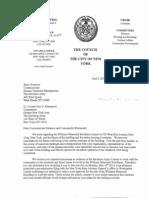 Williams Letter