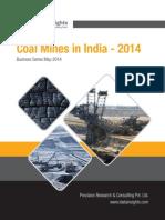 Coal Mines in India-2014