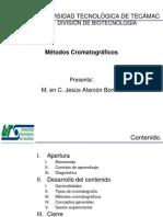 metodos cromatográficos