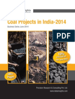 Coal Projects in India-2014