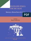 CompletoAdministracion Publica Entre 2 Siglos