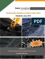 Performance Statistics of Coal in India-2014