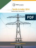 Power Tariffs in India