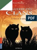 La guerre des Clans, Livre 2 -  - Hunter Erin.pdf