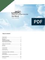 F7D1401 Basic Modem Router 3