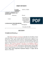 Lubrica vs. Landbank