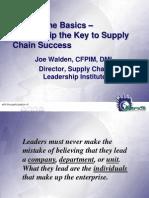 Leadership SAPICS