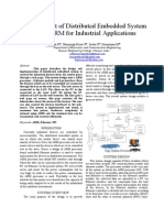 Distributed Embedded System
