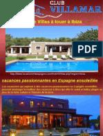 Espagne Villas à Louer à Ibiza