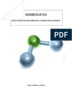 Hidrógeno-Aplicación en Motores de Combustión Interna - Marc Fàbrega