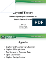 Digilent Presentation