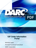 OIP Order Information Portal NCOAUG 08_wmt