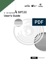 canon mp530 user guide