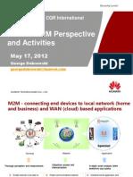 M2M Huawei