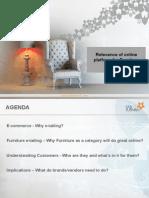Online Furniture Market