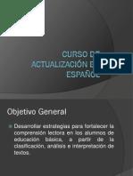 Curso de Actualización en Español