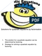 F4- Chap2- Quad Equa- Utk Presentation