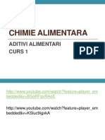 Curs 1 Si 2 - Generalitati - Coloranti