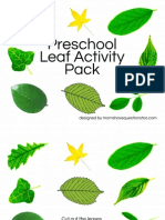 Leaf Activity Pack
