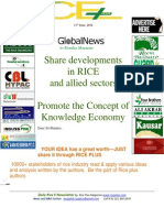 11th June,2014 Daily Global Rice E-Newsletter by Riceplus Magazine