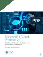 IDC and Microsoft - Successful Cloud Partners eBook