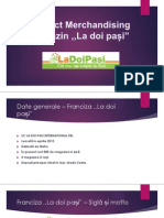 Studiu Magazin de Proximitate - La Doi Pasi