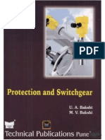 Protection and Switchgear by U.a.bakshi and M.v.bakshi