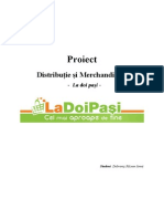 Studiu Magazin de Proximitate - La Doi Pasi