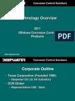 Deepwater Technology Overview