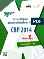 Brosura CBP2014