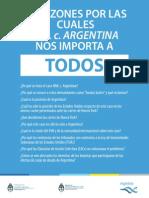 Diez razones por las cuales NML vs. Argentina nos importa a todos