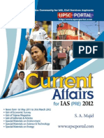 E Book Current Affair 2012 Economy