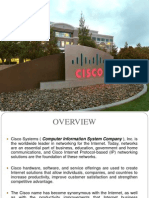 Cisco Final Ppt for ANIL