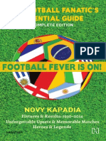 The Football Fanatic's Essential Guide Sampler