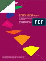 Brochure Readaptation