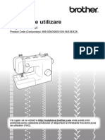 Manual de Utilizare BN37