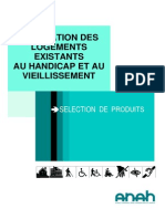 Adaptation Logement Catalogue