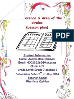 aaesha - long lesson plan