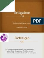 Erliquiose
