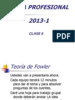 Presentación Clase 6 2013-1
