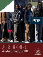 Rapport droit d'asile dans le monde
