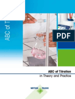 Guide ABC of Easy Titration