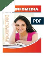 Infomedia Brochure Black