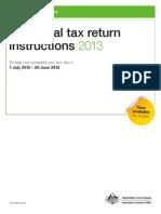 Individual Tax Return Instructions 2013 (2)