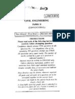 Conv Civil Engg Paper 2