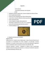 Diagnóstico cisticercosis