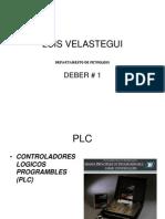 Instrumentacion Luis Velastegui