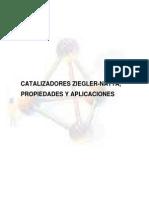 Catalizadores Ziegler - Natta